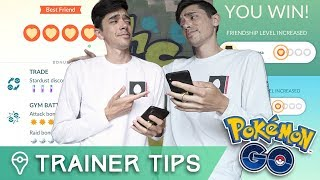 HOW TO MAXIMIZE FRIENDSHIP + ALL FRIENDSHIP BONUSES IN POKÉMON GO! by Trainer Tips