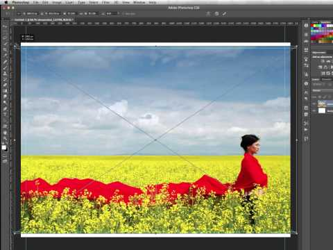how to add bleed in photoshop