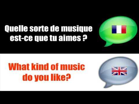 LEZIONE FRANCESE = FRANCESE INGLESE = # PARLANDO TEMPO LIBERO
