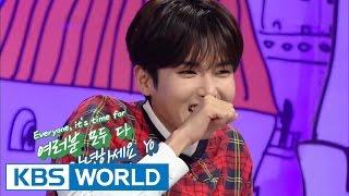Video Hello Counselor - Heechul, Kang In, Shin Dong, Ryeokwook of Super Junior (2014.10.06) MP3, 3GP, MP4, WEBM, AVI, FLV November 2017