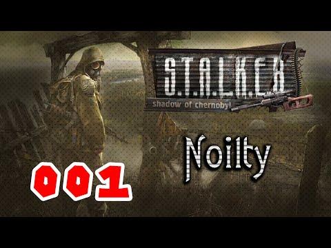 Страница #001 S.T.A.L.K.E.R Shadow Of Chernoby 🔴 Прохождение!