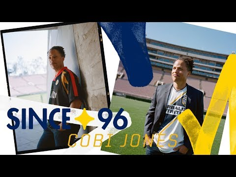 Video: Cobi Jones on first Galaxy game at the Rosebowl   Since '96