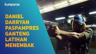 Video Daniel Darryan Paspampres Ganteng Latihan Menembak MP3, 3GP, MP4, WEBM, AVI, FLV November 2017