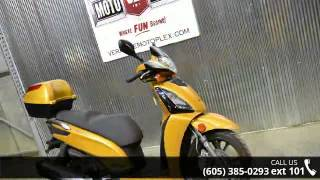 7. 2012 KYMCO People GT 300i  - Vern Eide Motoplex - VE Moto...