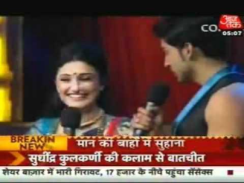 Video SBB - Ragini's Masti With Gurmeet On The Sets Of Jhalak Dikkhla Ja - 18th June 2012 download in MP3, 3GP, MP4, WEBM, AVI, FLV January 2017