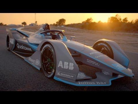 Fórmula E- Te mostramos el auto de la próxima temporada