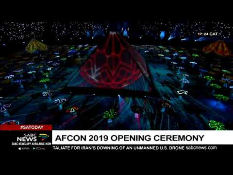 AFCON 2019 Grand opening