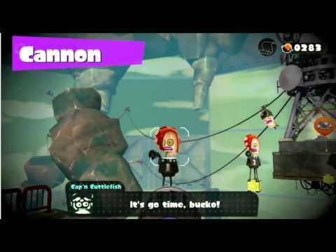 Splatoon - New Look at Single Player!