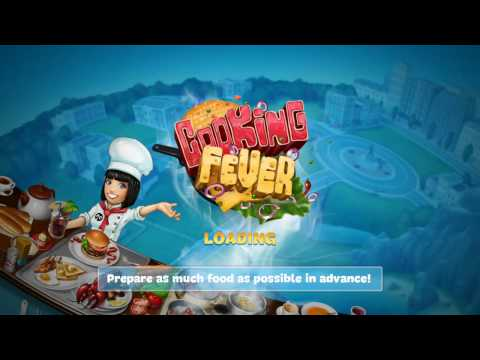 Cooking Fever : Fast Food Court ( Level 34 )