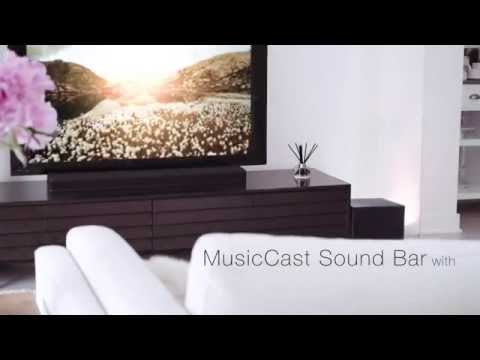 YAS-706 MusicCast Sound Bar with Wireless Subwoofer