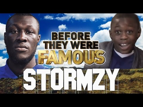 STORMZY | BEFORE THEY WERE FAMOUS #MERKY  @Stormzy1
