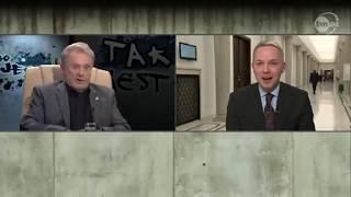 Jacek Żalek zmasakrowany przez Daniel Olbrychskiego u Moniki Olejnik!