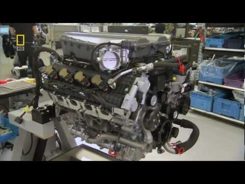 Megafactories Mercedes HD 720p Eng