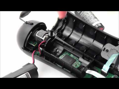 how to drain ps3 controller battery
