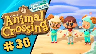 ANIMAL CROSSING: NEW HORIZONS | Ted's Animal Crossing Debut #30