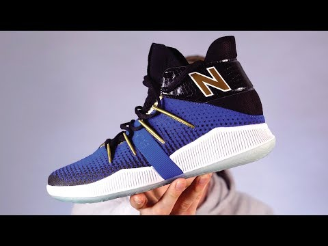 UNBOXING & FIRST IMPRESSIONS Of Kawhi Leonard's FIRST New Balance Basketball Sneaker