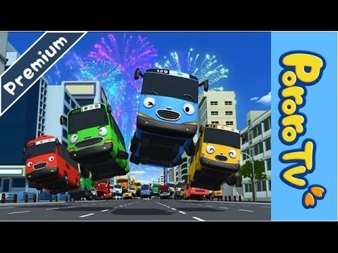 [Tayo S2] Tayo the Little Bus♬ (opening theme song)