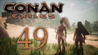 Conan Exiles — прохождение игры на русском — Древний Дракон [#49] | PC