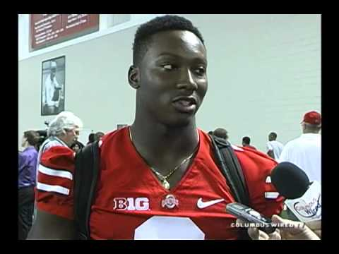 Noah Spence Interview 8/19/2012 video.