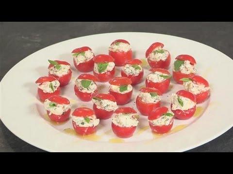 How To Make Stuffed Cherry Tomato Recipe