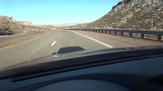 Espanola (NM) United States  city pictures gallery : Driving From Los Alamos, NM to Espanola, NM via NM 502 and NM 30