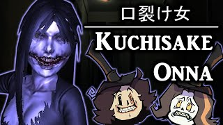 Kuchisake Onna - Ghoul Grumps : Nightmare Before Xmas