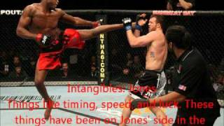 Jon Jones and Lyoto Machida will be fighting at UFC 140 for the UFC light heavyweight belt. But you already knew that.