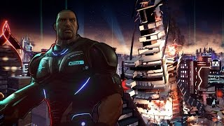 Video 17 Minutes of Explosive Crackdown 3 Gameplay - Gamescom 2015 MP3, 3GP, MP4, WEBM, AVI, FLV November 2018