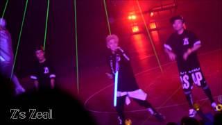 Download Lagu 140531 Block B (블락비) - No Joke (장난없다) @ Maihama Mp3