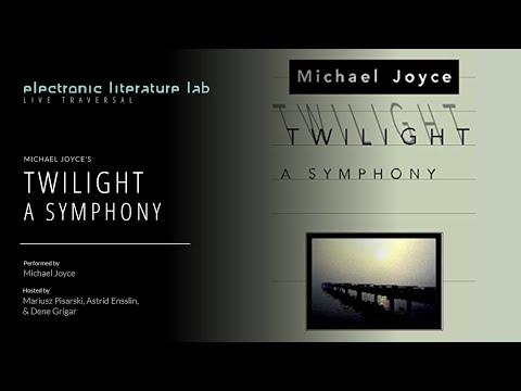"Traversal of Michael Joyce's, ""Twilight, a Symphony"""