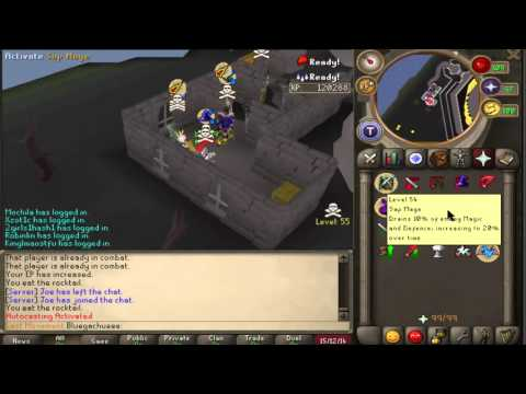 [NRPK][Bluegachueee] Hybriding pking max sets and basic pking + Big giveaway at the end! (видео)