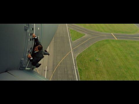 Preview Trailer Mission Impossibile 5, trailer italiano
