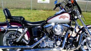 7. 1994 Harley Davidson FXDWG Dyna Wide Glide!