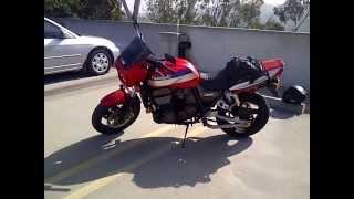 10. 2002 Kawasaki ZRX1200 Review