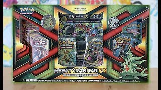 Today we are opening A Tyranitar EX Premium Collection Box!! These bad boys come with a Full Art Tyranitar ex 2 Promos and a stack of booster Packs!! Do we have the best Tyranitar Premium Collection Box Opening Ever? Stay Tuned.
