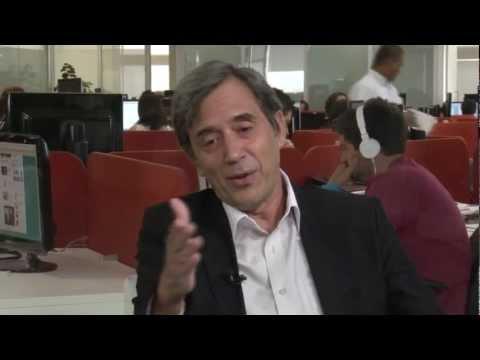 Em entrevista, Marco Antonio Villa fala sobre 'Mensalão' - Parte 1