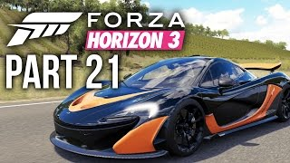 Forza Horizon 3 Gameplay Walkthrough Part 21 - CRAZY PURCHASE