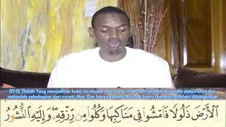 Video 067 Surah Al Mulk   Sheikh Muhammad Hady Toure MP3, 3GP, MP4, WEBM, AVI, FLV Maret 2019
