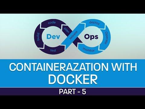 Docker Networking Tutorial | DevOps Tutorials for beginners | Part 5 | Eduonix