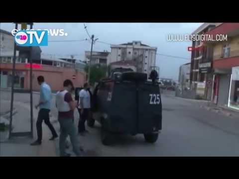 Un ruso, un kirguís y un uzbeko perpetraron la masacre de Estambul