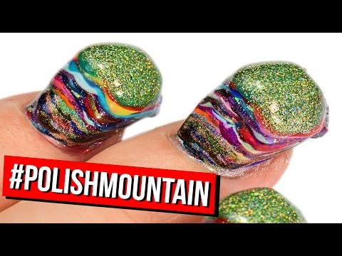 Download 100+ Coats of Nail Polish | #POLISHMOUNTAIN HD Mp4 3GP Video and MP3