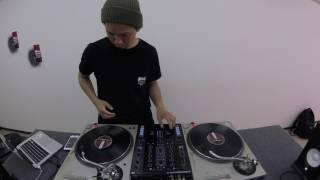 DJ DOM-AUTO DMC WORLD ONLIINE DJ CHAMPIONSHIP ROUND 2