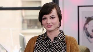 Awkward. Star Ashley Rickards Debuts Her New Tattoo! | POPSUGAR Interview