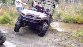 5. Polaris Ranger 800 gettn some mud, and more!