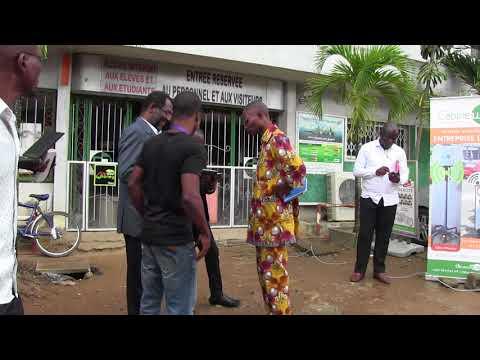 COTE D'IVOIRE: INTERVIEW DE M.EDMOND TAPE SUR LE PRODUIT-