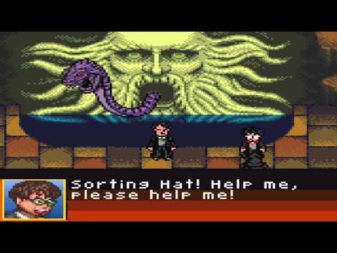 Harry Potter et la Chambre des Secrets Game Boy