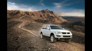 Real World Test Drive Volkswagen Touareg 2010