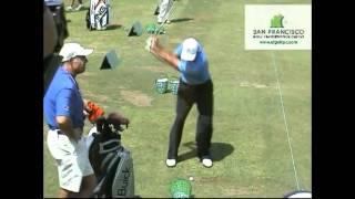 Tiger Woods Complete Range Session