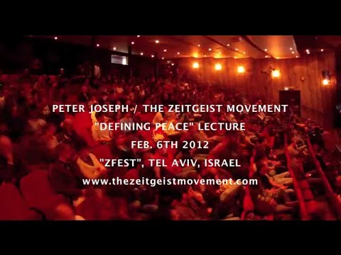 DEFINING PEACE – Full Lecture