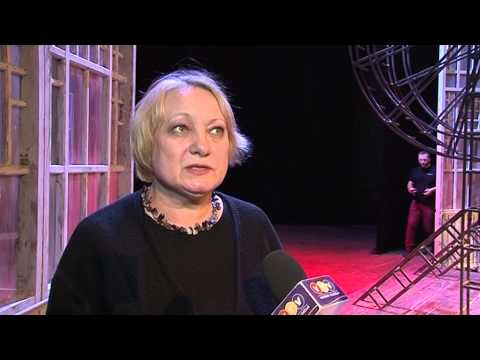 Video: Pirmo Krodera balvu saņēmusi aktrise Indra Briķe
